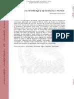 2 0 Artigos a Teoria Da Informacao de Csp