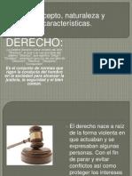 Derecho Natural y Sus Caracteristicas