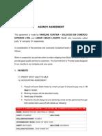 Acuerdo Comercial Handline Curitiba