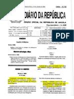 Decreto 38-08 de 19 Junho 08 (Port)