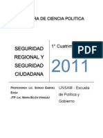 SeguridadregionalyseguridadciudadanaUNSAM2011V2