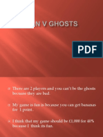 man v ghosts