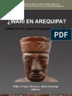 Wari en Arequipa - Historia del Perú