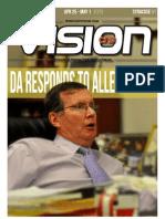 CNY Vision Week of April 25 - May 1, 2013