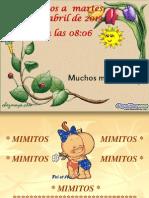 Mimitos-Diapositivas