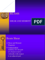 BEAMS-SHEAR AND MOMENT.ppt
