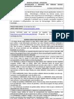 Dossie Metodos Nas Ciencias Sociais Revista Latitude