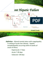 58738096 Fulminant Hepatic Failure