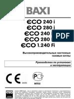 Baxi ECO 240 Fi