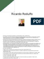 Ricardo Rodulfo