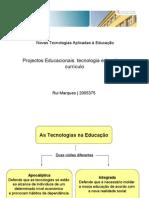 Projectos Educacionais