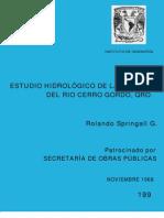 199 Estudio hidrologico