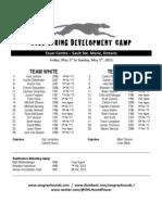 2012 Greyhounds Prospects