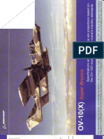 Boeing Ov-10(x) Super Bronco Info Card 2009 01