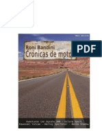 Roni Bandini Cronicas de Motos