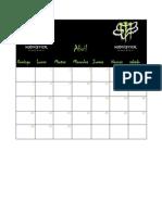 Calendario (Abril)