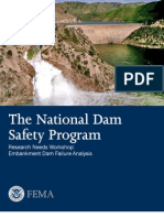 Embankment Dam Failure Part