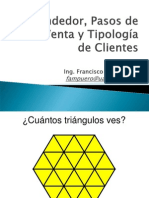El Vendedor - Pasos de la Venta - Tipología de Clientes VF