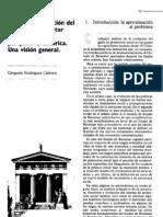origenes y evolucion del estado de bienestar español en su perspectiva historica, una vision general