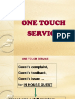 One Touch Presentation.ppt