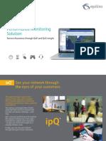 IpQ Product Brochure
