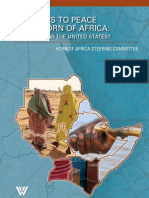Pathways to Peace in the Horn of Africa