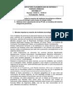 Informe Bolivia 07-2013