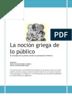 la noción griega de lo público tarea ok.docx