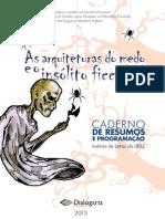 Caderno de Resumos e Programação com ISBN