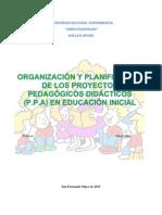 Proyectos Pedagógicos De Aprendizaje P