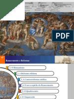 Tema 7.- Renacemento e Reforma