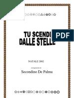 1164 - Tu Scendi Dalle Stelle - Partitura