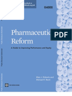 Pharma Reforms