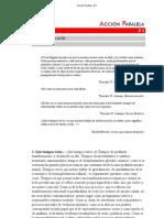Políticas del arte [s.21]. Jose Luis Brea - Acción Paralela - # 4