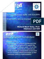 Business Agility With SOABPM
