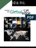 India Inc.- Gaining the Global Edge 2013 by Shagun Madan
