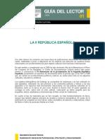La Segunda República Española_guíadocumental