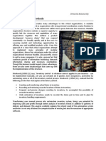 Writing Sample on Inventory Control
