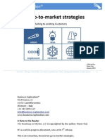 The 2 go-to-market strategies