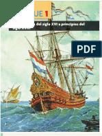 1 de Principios Del Siglo XVI a Principios Del Siglo XVIII