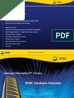 3PAR Customer Presentation 10312011
