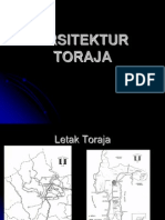 ARSITEKTUR TORAJA