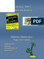 Intro to Democracy 2008