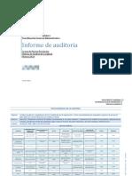 Informe de Auditoria Int Febrero de 2010