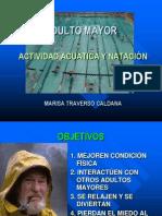 Actividades Acuaticas Con Adultos Mayores
