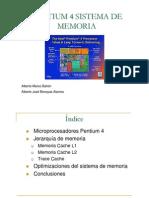 EC Pentium4 Cache