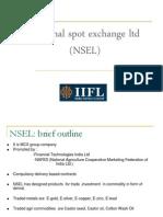 NSEL Arbitrage