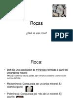 01 Clase1 Rocas