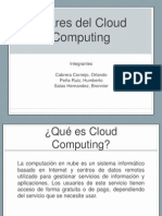 Pilares Del Cloud Computing