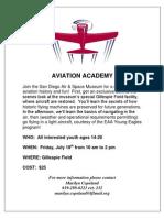 2013 Aviation Academy- Color
